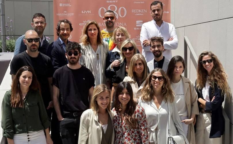 Asisto al desfile de Custo en la 24ª edición de 080 Barcelona Fashion