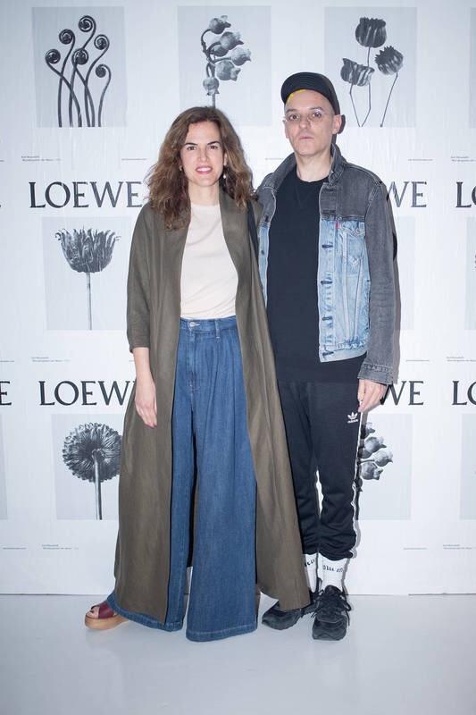 LOEWE Perfumes reúne en Barcelona a reconocidas personalidades del mundo del arte y el espectáculo en la inauguración de su exclusiva exposición #LoeweArtBox Barcelona