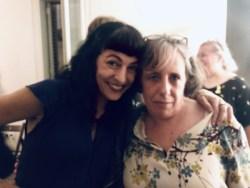 Daniela Rosenfeld, fotògrafa i festival de cinema jueu de la Filmoteca