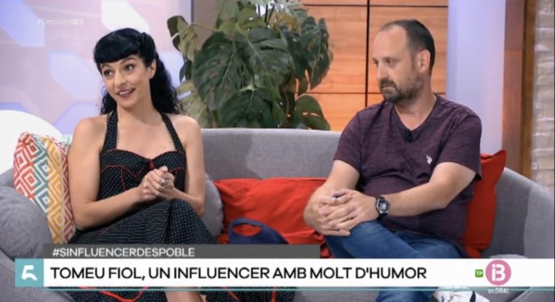 IB3 | #sinfluencerdespoble Tomeu Fiol, papá influencer a Instagram