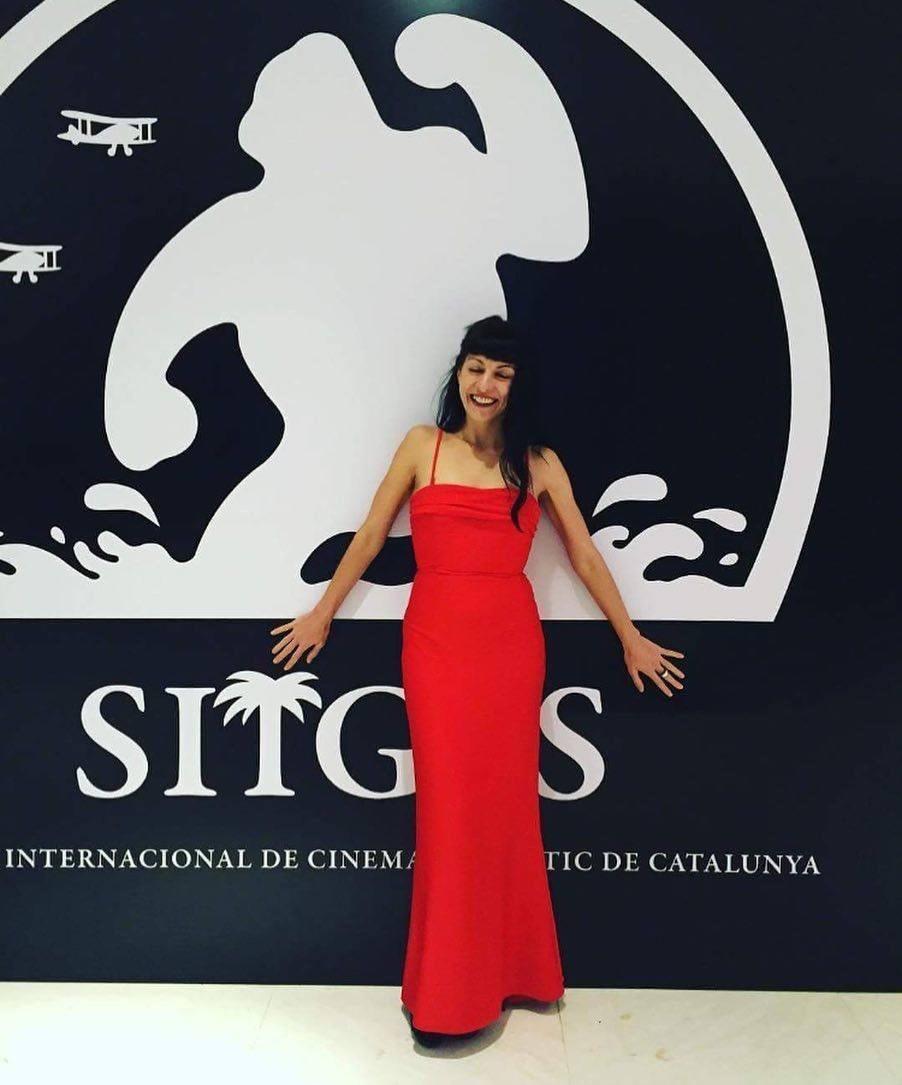 Sitges film festival 2019 roser amills