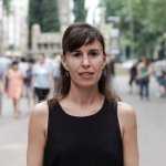 Veronica Nieto Foco, escriptora i editora de la revista La maleta de Portbou