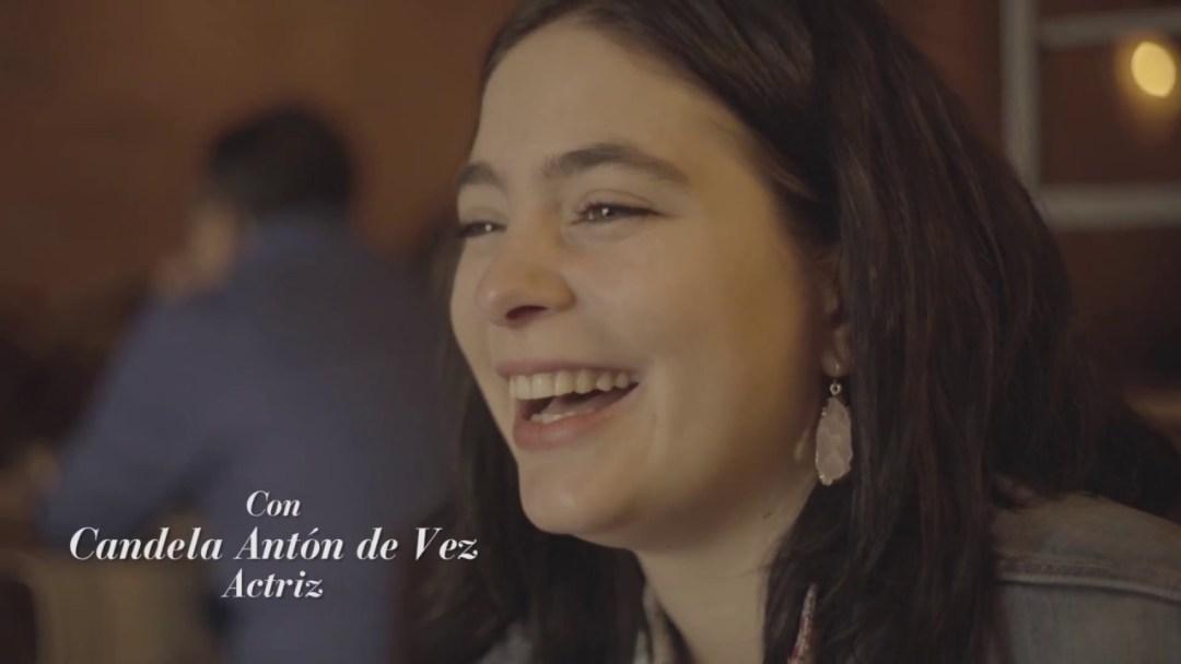 Candela Anton, actriu i investigadora