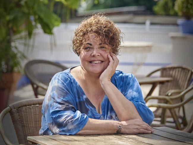 Marta Pérez Sierra, jubilada i escriptora (Barcelona)