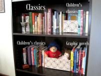 Classics, children's classics, & graphic novels