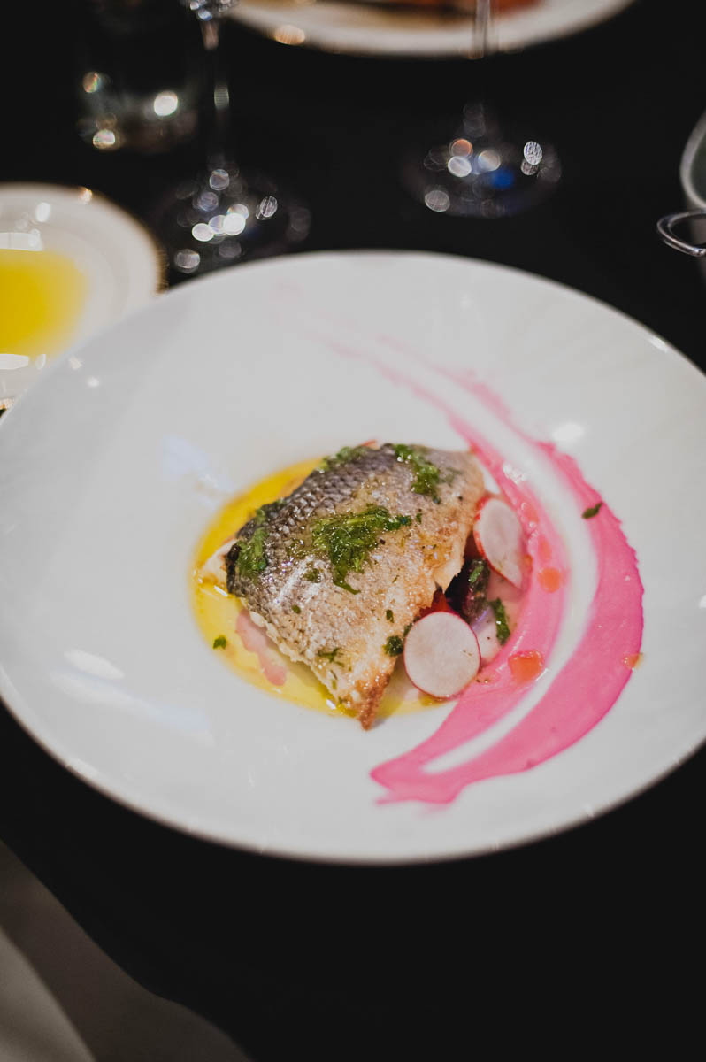 Plated Trout