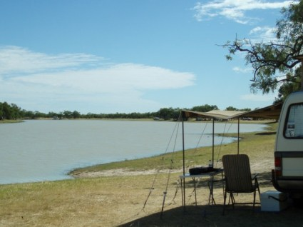 Longreach Waterhole, Northern Territory