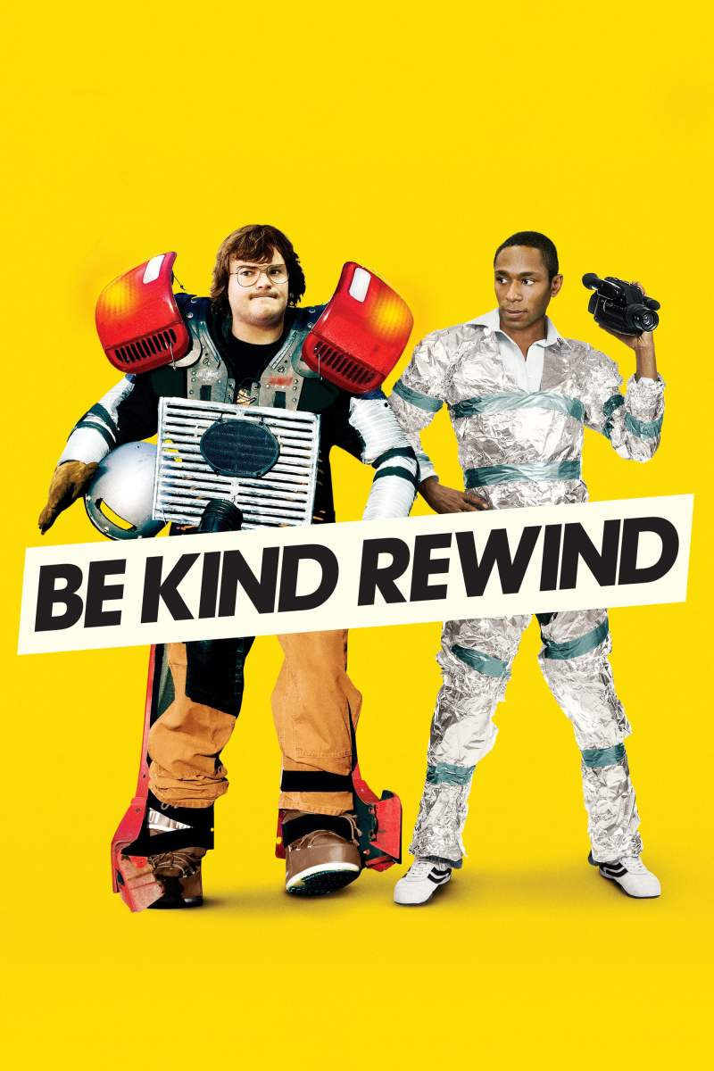 Be Kind Rewind film review