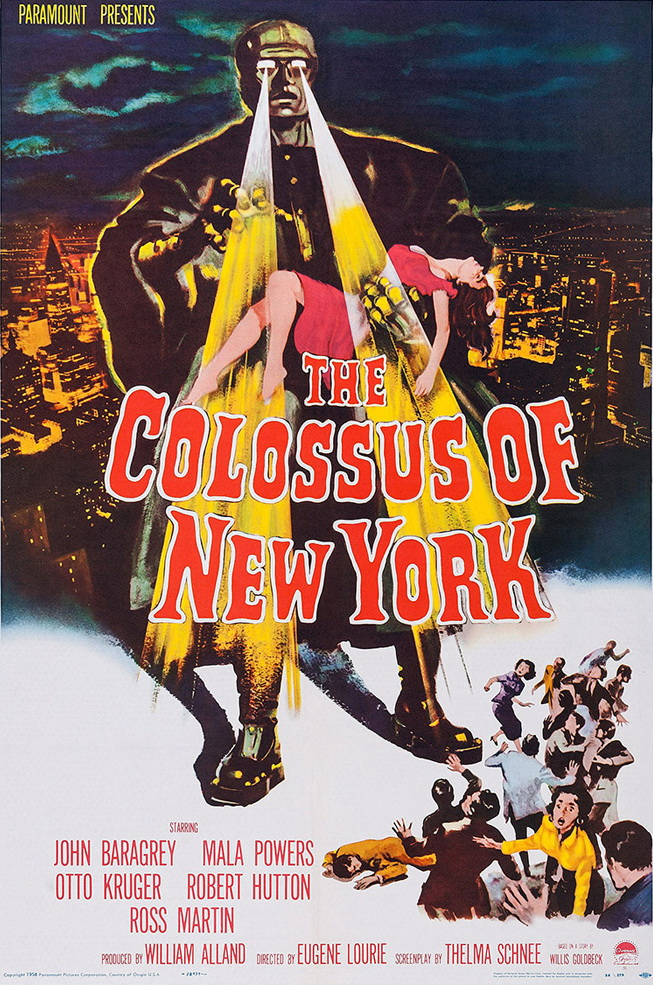 The Colossus of New York film