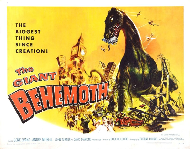 The Giant Behemoth film