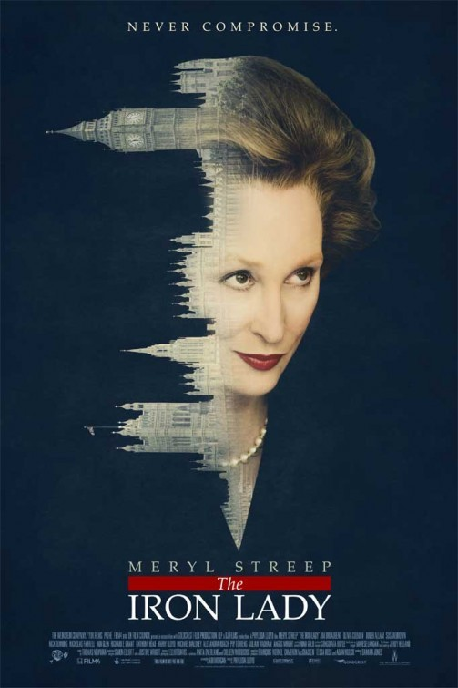 The Iron Lady movie review