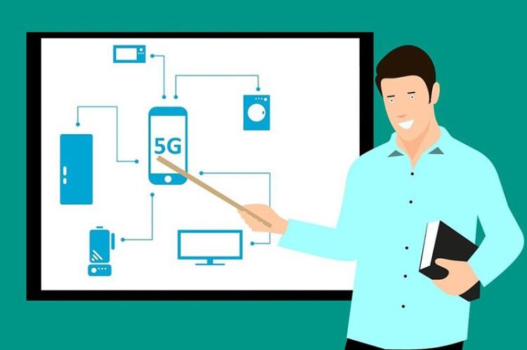 công nghệ 5g, mạng di động 5g