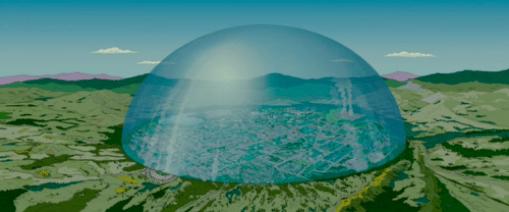cupola del film dei simpson