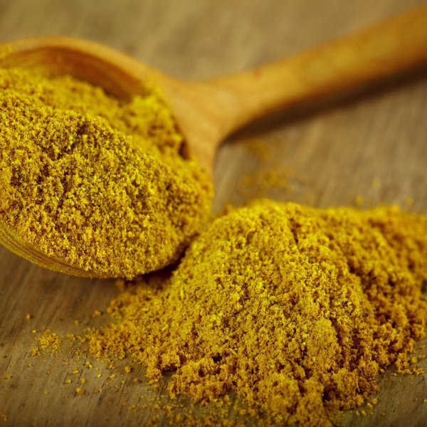 Fairtrade curry powder (Ayur Masala) by Cha's Organics available on Rosette Fair Trade's online store