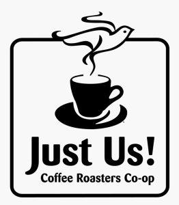 Just Us Coffee Company - fair trade coffee, tea, sugar, chocolate