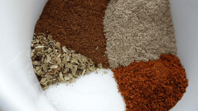 Homemade shawarma spice seasoning (recipe) by Rosette Fair Trade