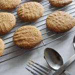 Honey peanut butter cookies recipe by Rosette Fair Trade 03