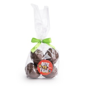 Milk chocolate Easter eggs from Oxfam Fair Trade on Rosette Network online store