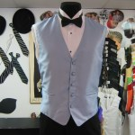 Great vest for you Prom to match your girls dress