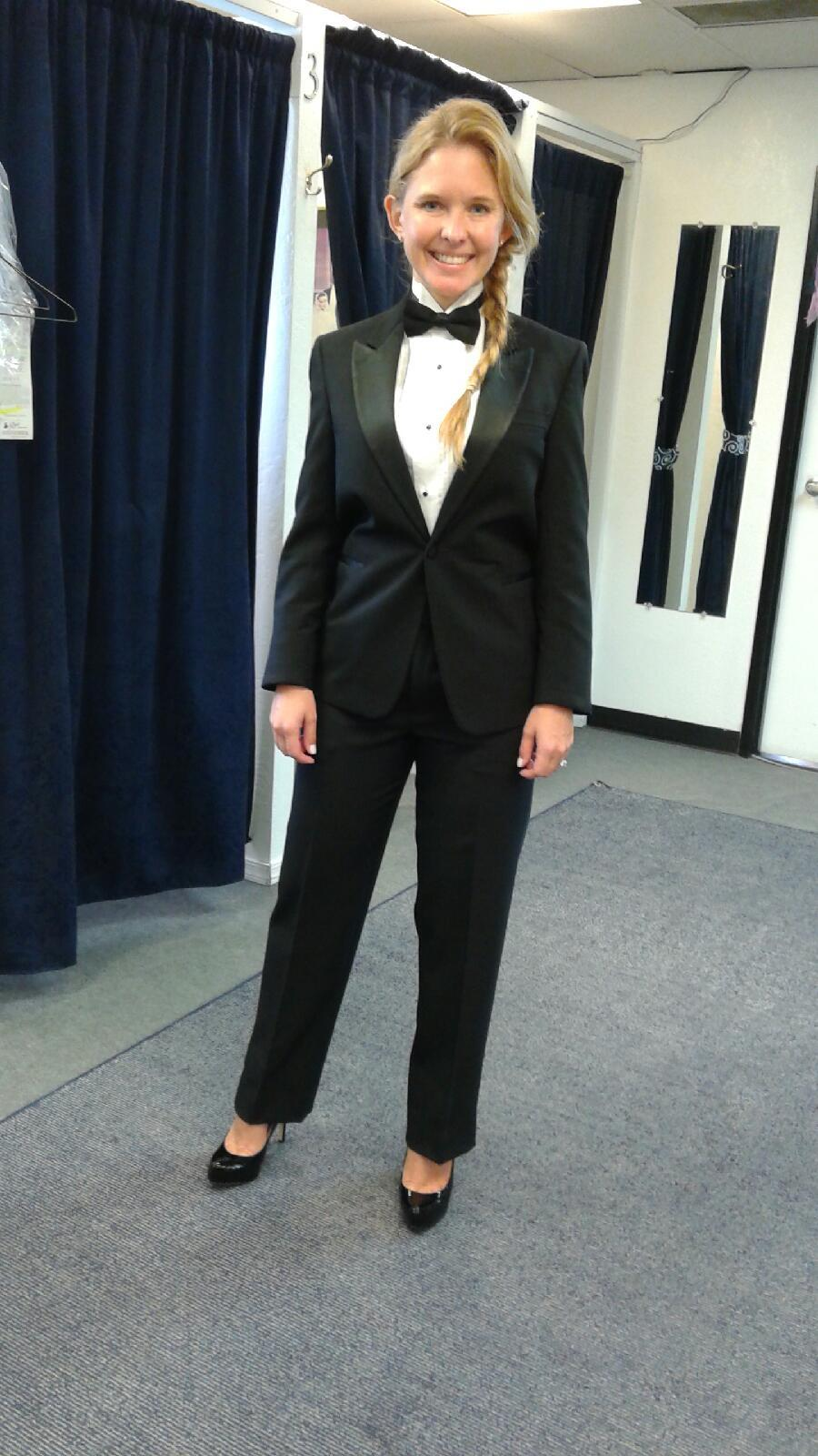 Phoenix Weddings Females- Rose Tuxedo
