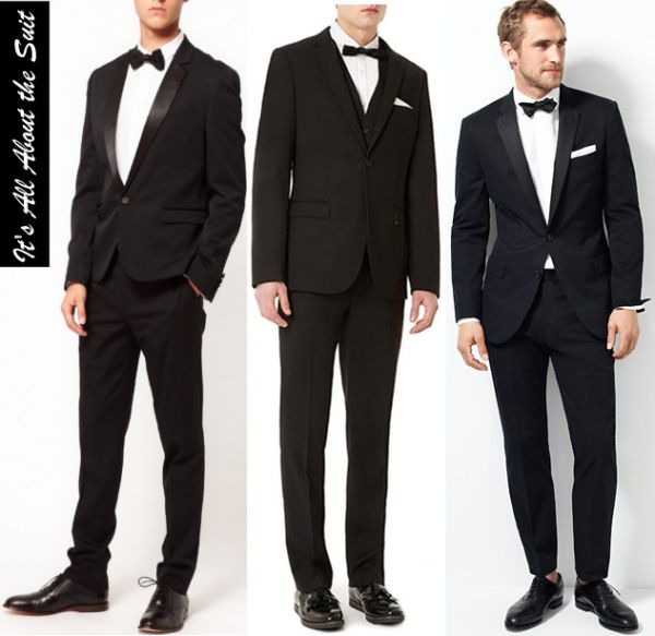 Men's Slim Fit Pants, skinny tuxedo pants - Rose Tuxedo: Wedding ...