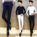 skinny tuxedo pants