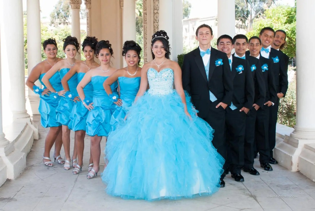 Quinceanera dresses and tuxedo rentals in Arizona