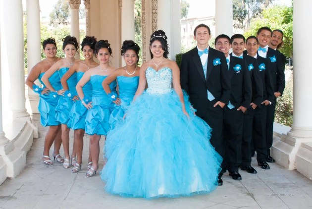 Make your quinceanera unique