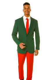 Suit rental for the Holidays