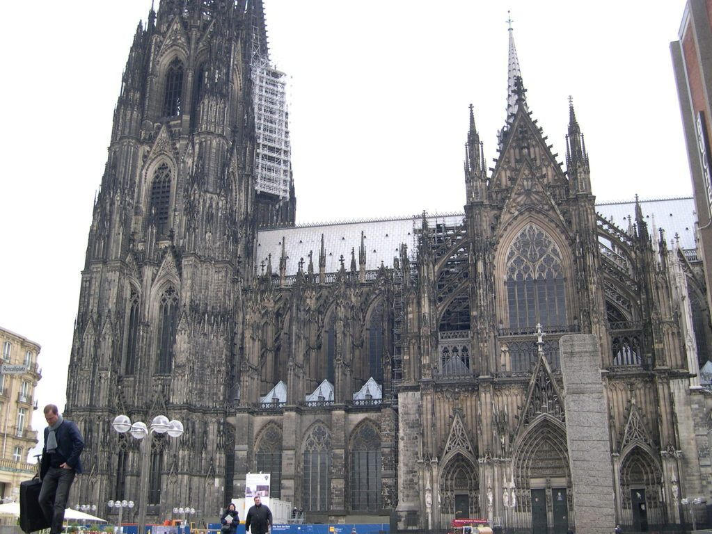 Catedral de Colonia, Alemania.