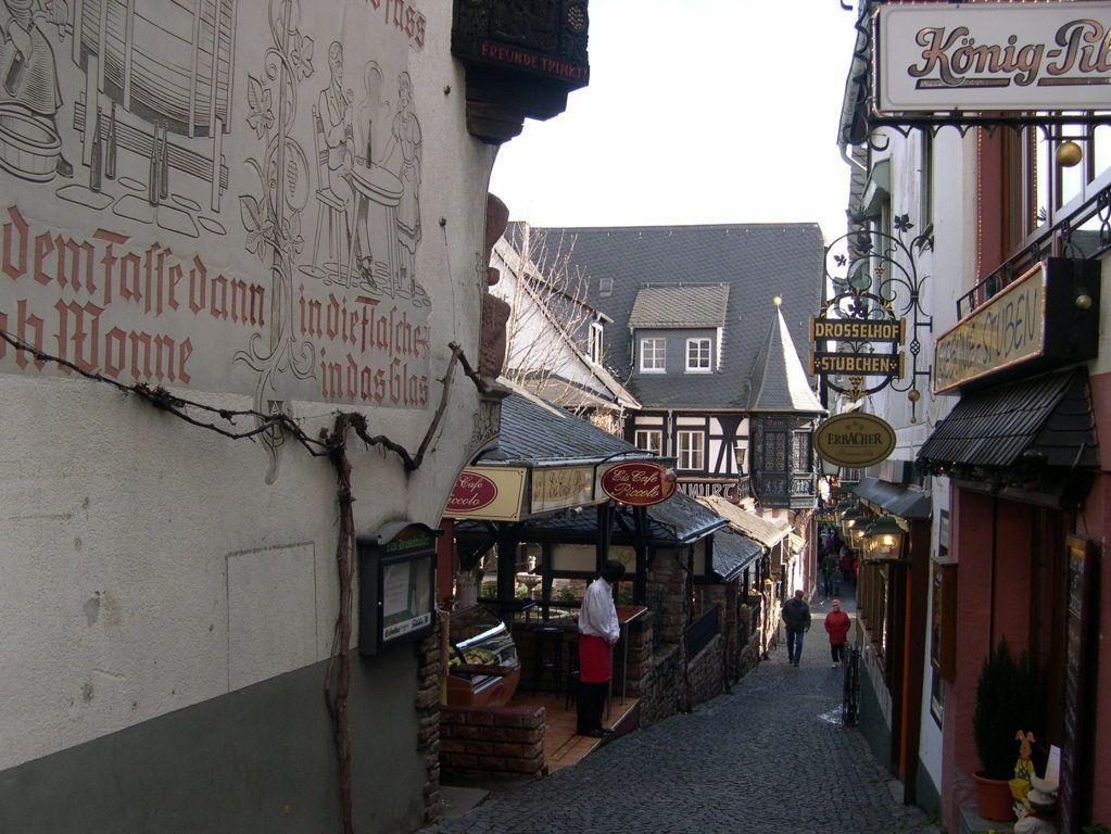 Rüdesheim, Alemania.