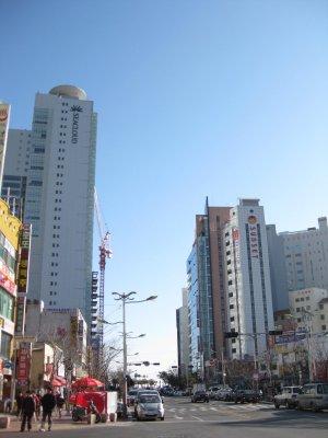 Busan en Corea del Sur
