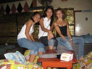 Boracay, Pamela, Cherry y una misma...