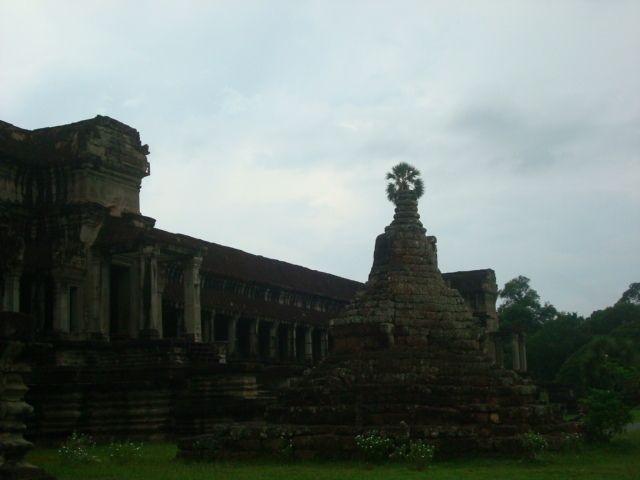 Angkor, templos