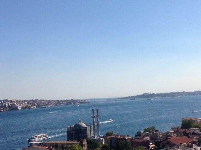 Estambul, Bósforo.