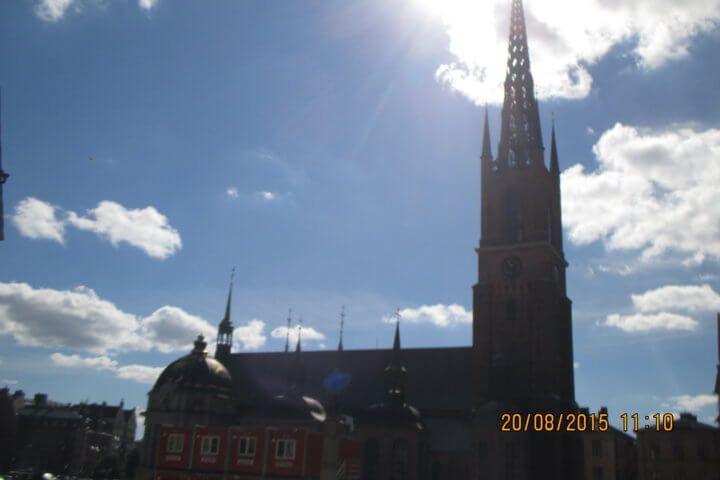 Estocolmo, Suecia, un destino ideal para mujeres solas.