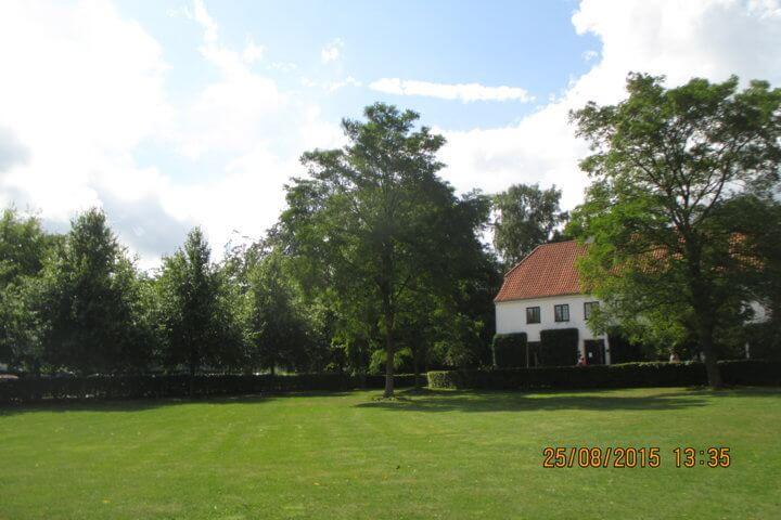 Casa de Karen Blixen, Rungsten, Dinamarca.