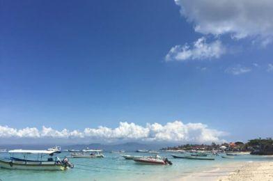 Islas de Bali: Sanur y Nusa Lembongan.