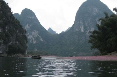 Guilin en China.