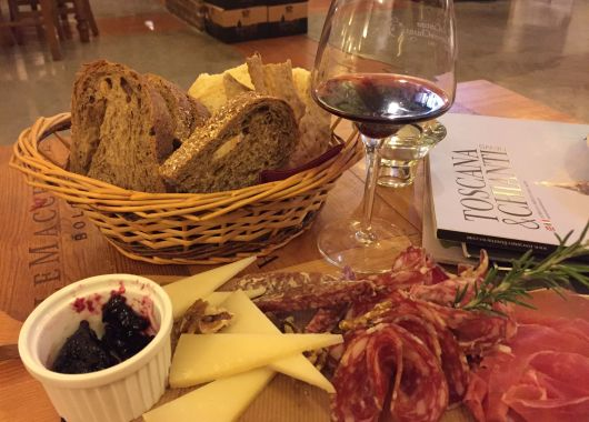 Gastronomia en la Toscana