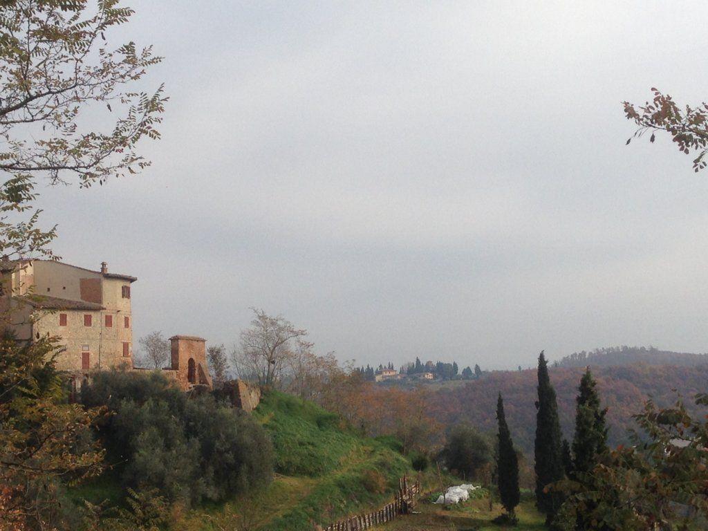 Certaldo. Toscana