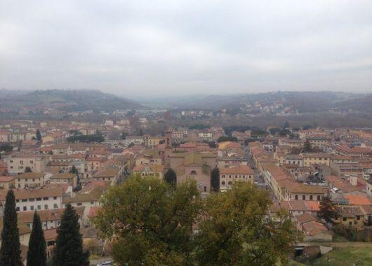 certaldo. italia