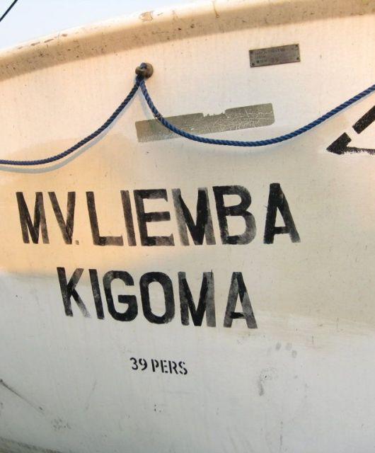 Diario de viaje por África del Este: travesía en el Mv Liemba. Roseviaja