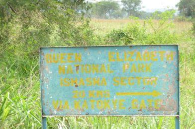 Kisoro y Parque Nacional Queen Elisabeth