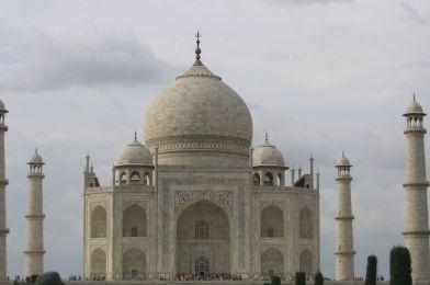 El Taj Majal, una historia de amor en Agra, Uttar Pradesh