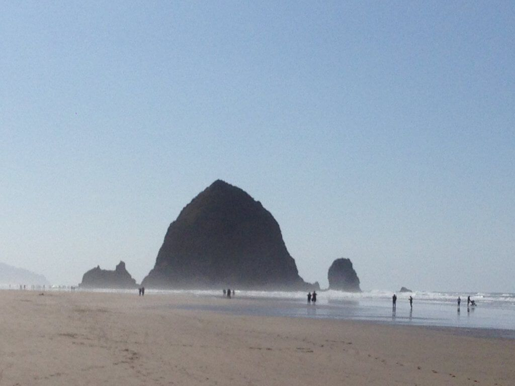 Canyon Beach, Oregon.