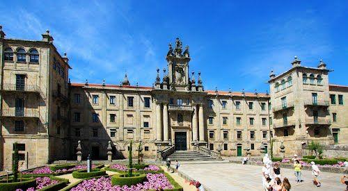 San Martín Pinario, Santiago de Compostela