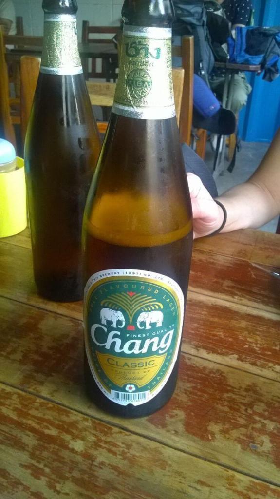 Cervezas asiáticas. Algo barato y bueno.