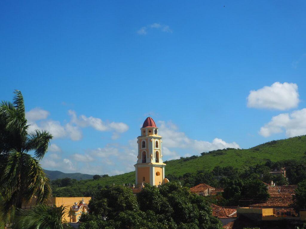 Trinidad en Cuba