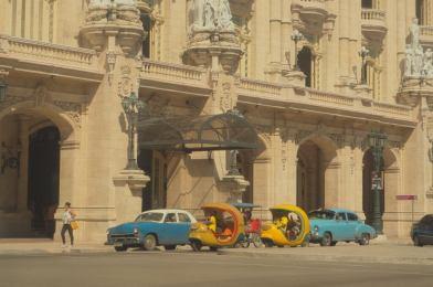 Preparativos del viaje a Cuba.